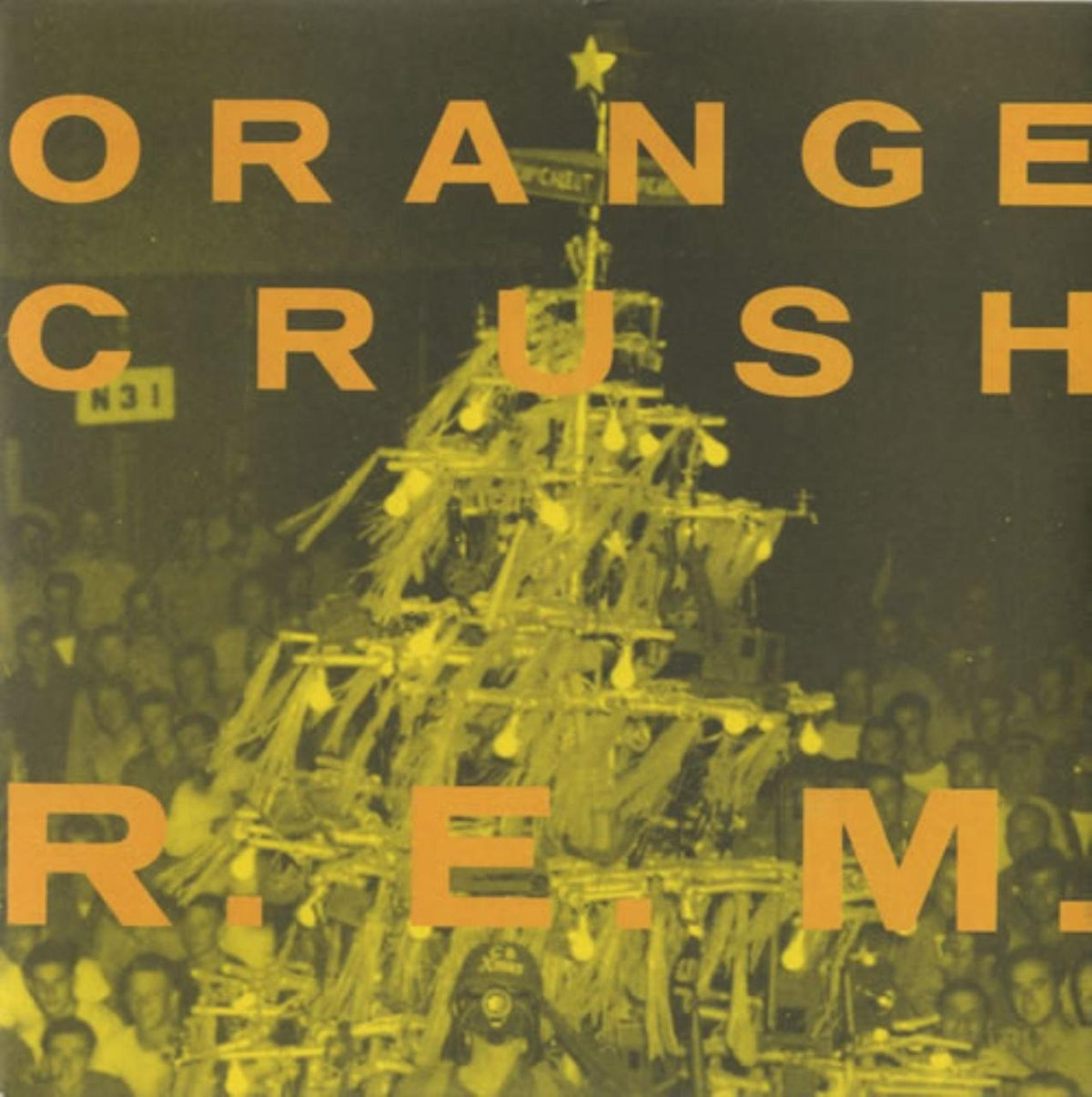 REM – Orange Crush
