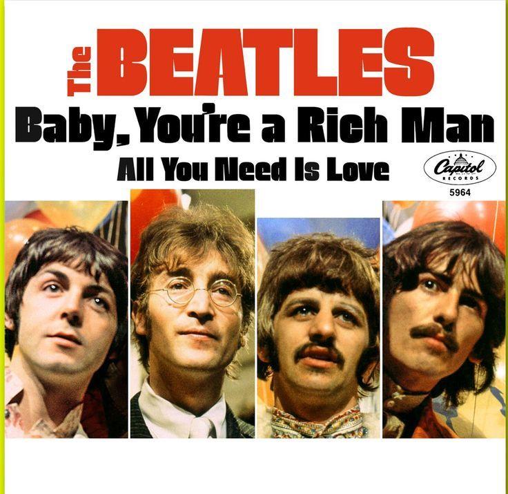 Beatles – Baby You're A RichMan