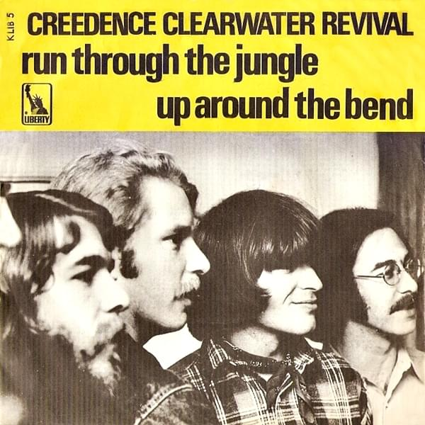 Creedence Clearwater Revival – Run Through TheJungle