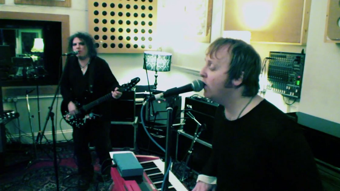 The Cure with James McCartney – Hello,Goodbye