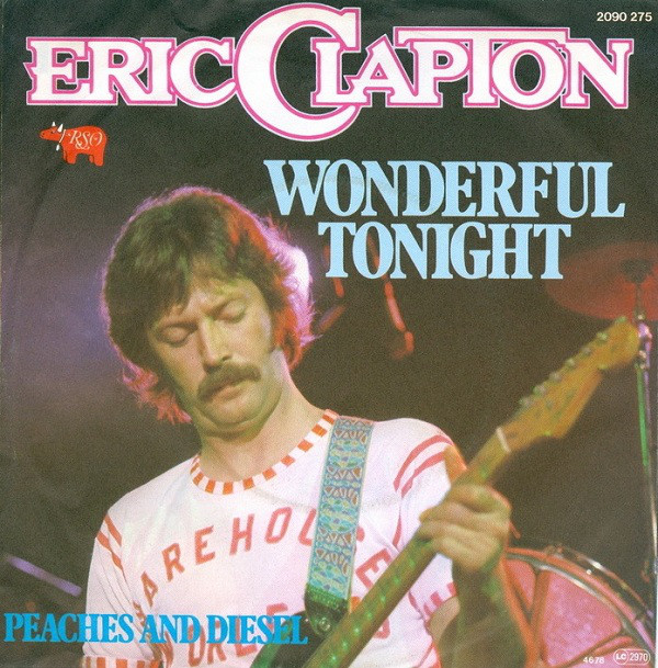 Eric Clapton – WonderfulTonight