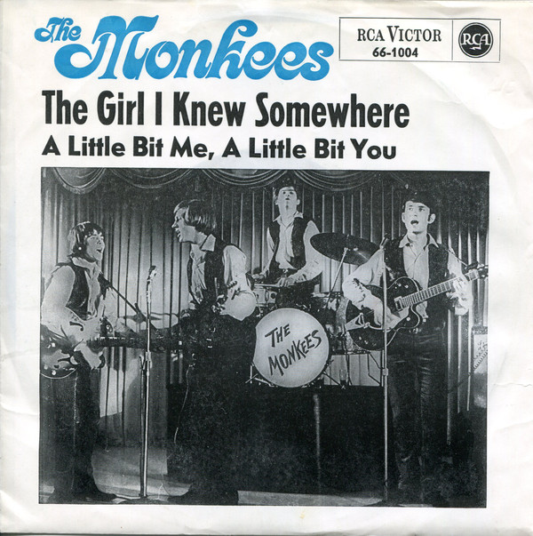 Monkees – The Girl I Knew Somewhere