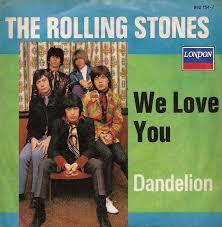 Rolling Stones –Dandelion