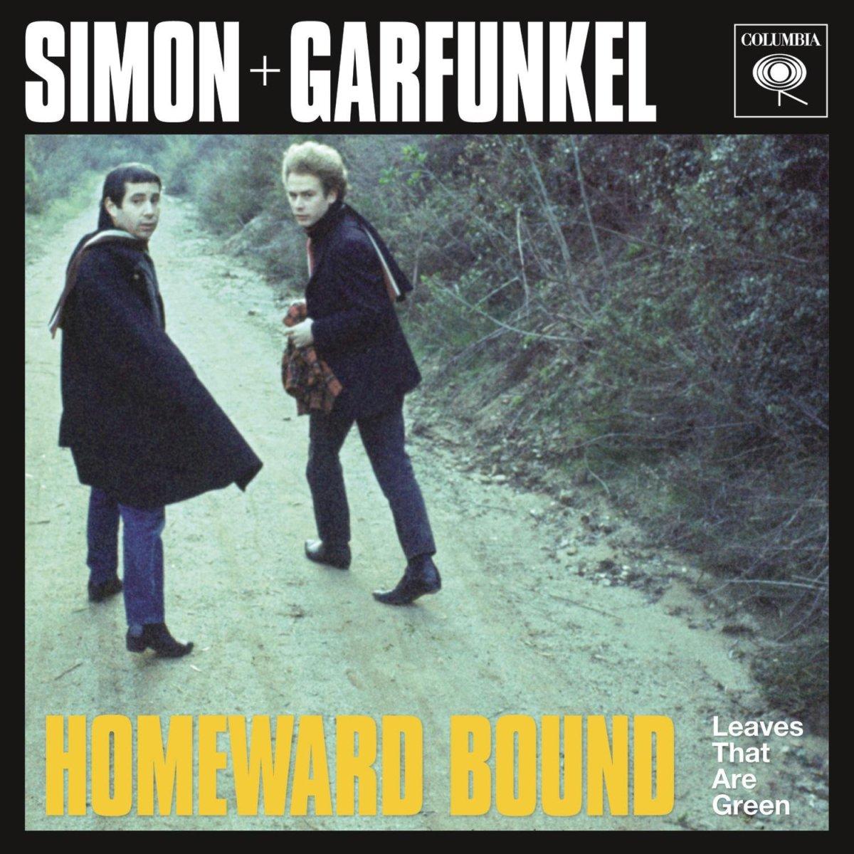 Simon and Garfunkel – HomewardBound