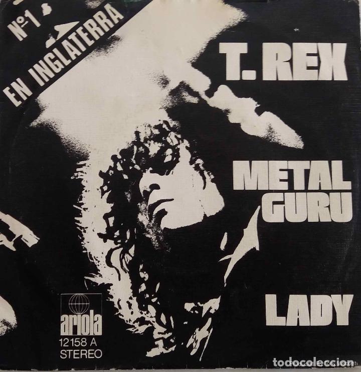 T. Rex – MetalGuru
