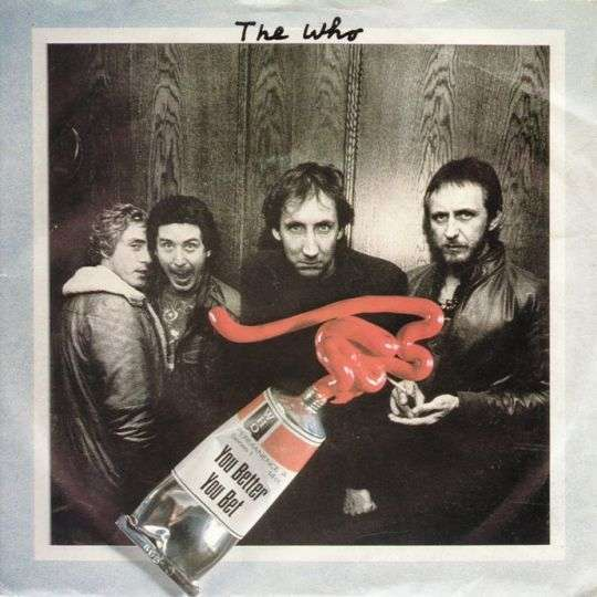 Who – The Quiet One…Sunday AlbumCut