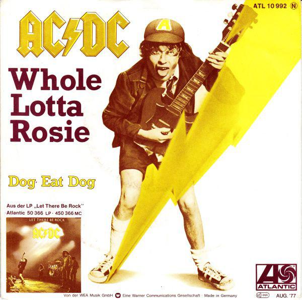 AC/DC – Whole LottaRosie