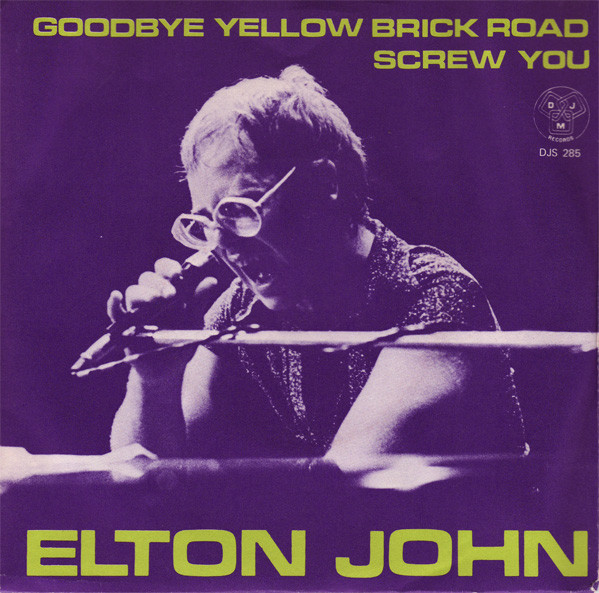 Elton John – Goodbye Yellow Brick Road