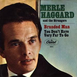 Merle Haggard – BrandedMan