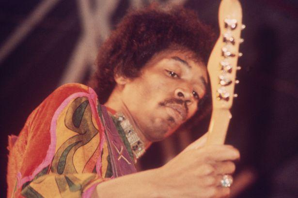 Jimi Hendrix – Hear My Train AComin'