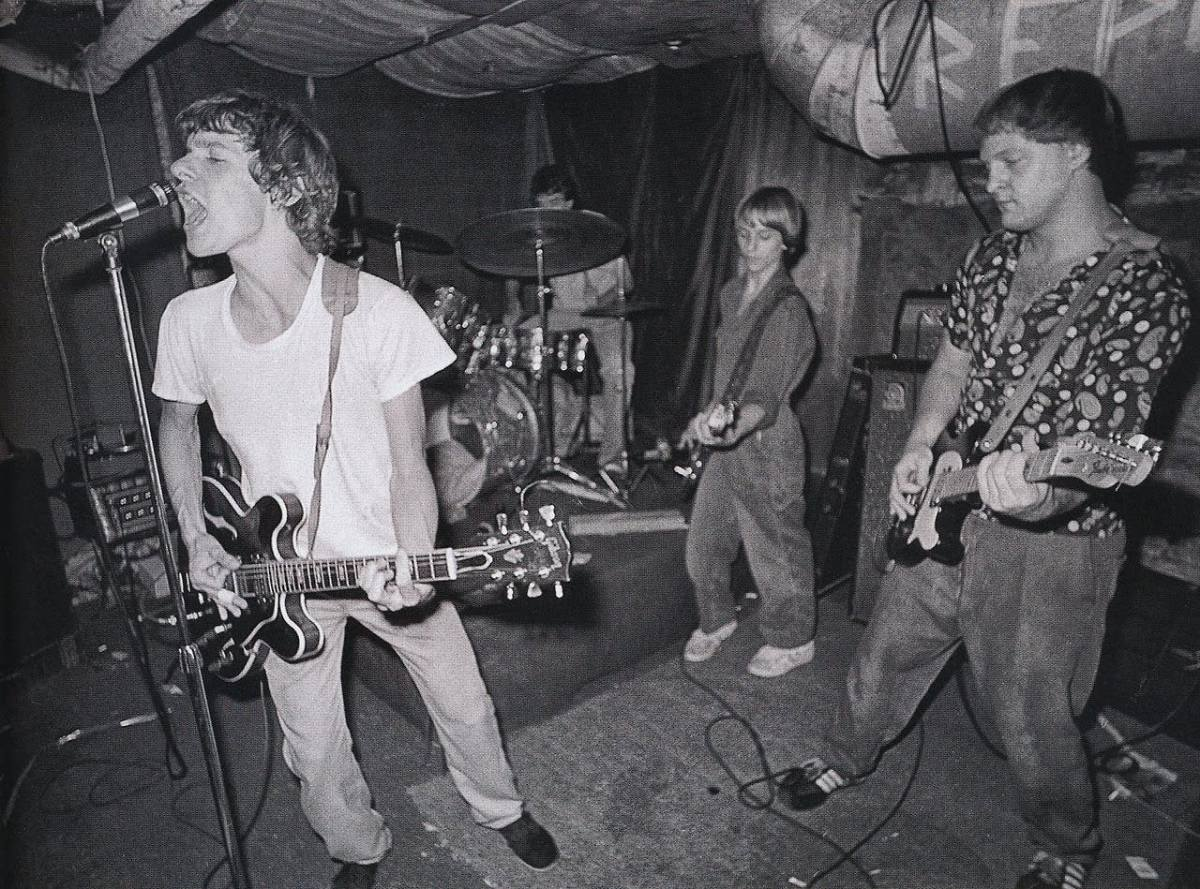 Replacements – Johnny's GonnaDie