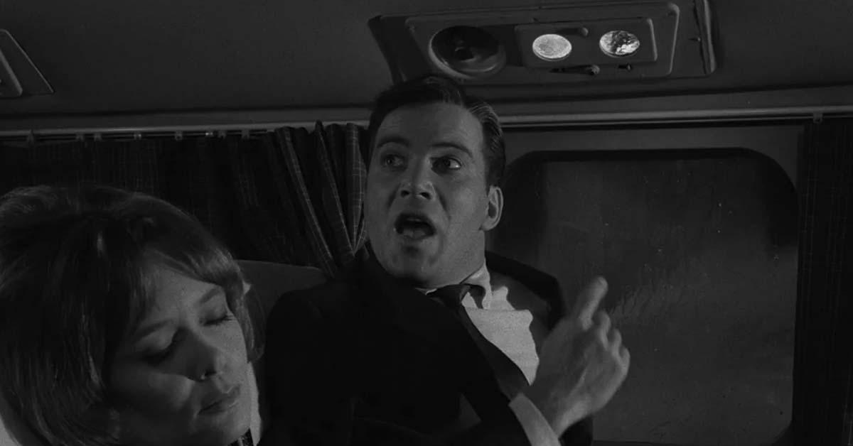 Twilight Zone – Nightmare at 20,000 Feet…#7