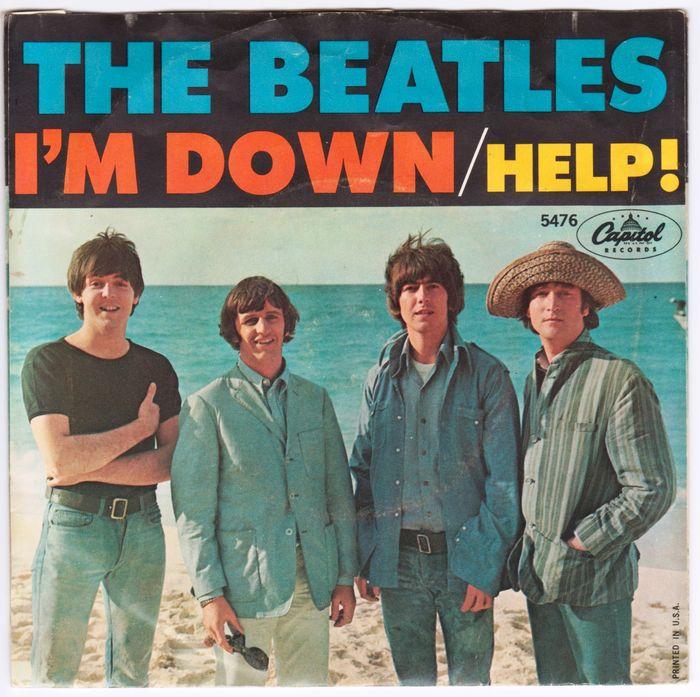 Beatles – I'mDown
