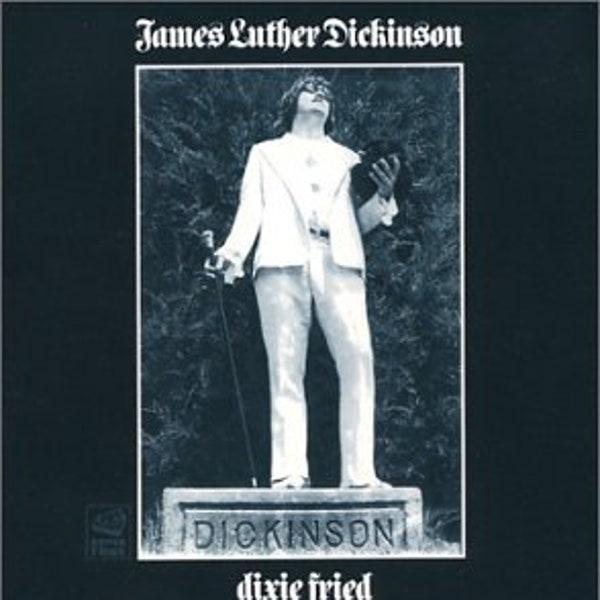 Jim Dickinson – DixieFried