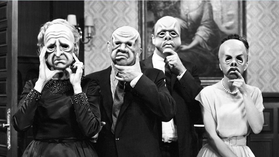 Twilight Zone – The Masks…#3