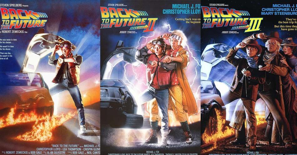 Back To The FutureTrilogy