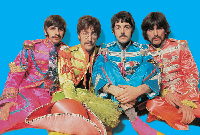 Beatles – Sgt Peppers Lonely Hearts ClubBand