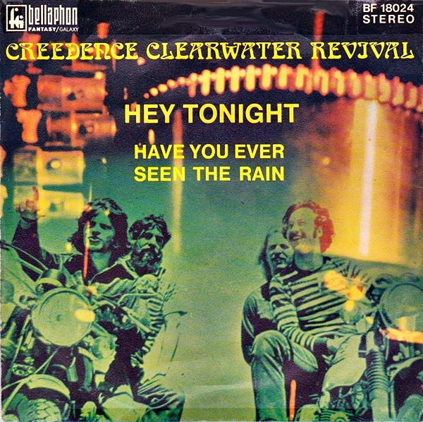Creedence Clearwater Revival – Hey Tonight