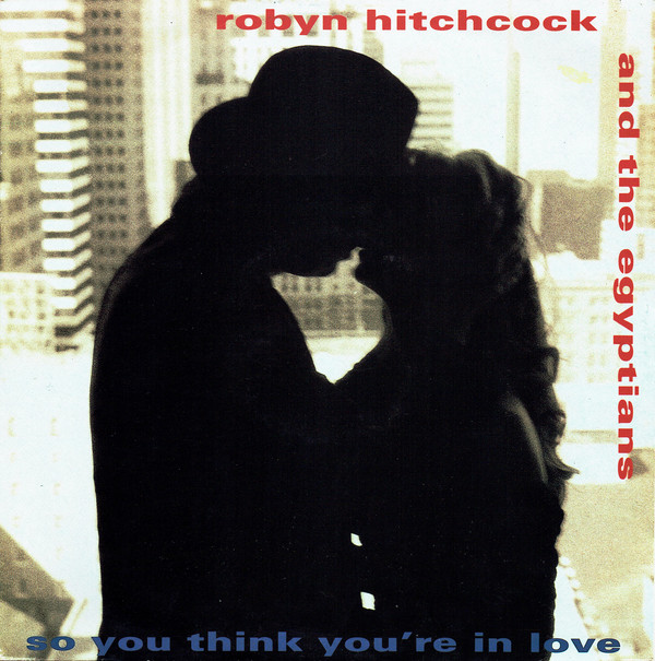 Robyn Hitchcock – So You Think You're In Love    —- Power PopFriday