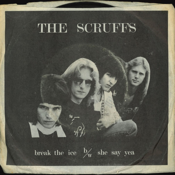 Scruffs – Break The Ice   —-Power PopFriday