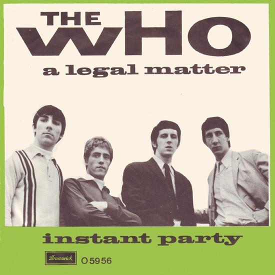 Who – A LegalMatter