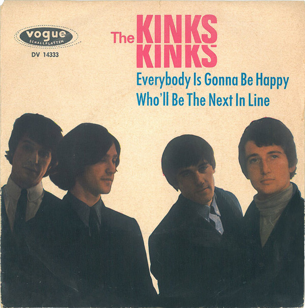 Kinks – Who'll Be The Next InLine