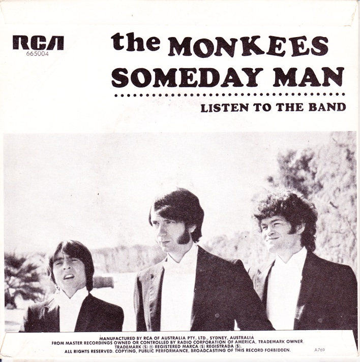 Monkees – Listen To TheBand