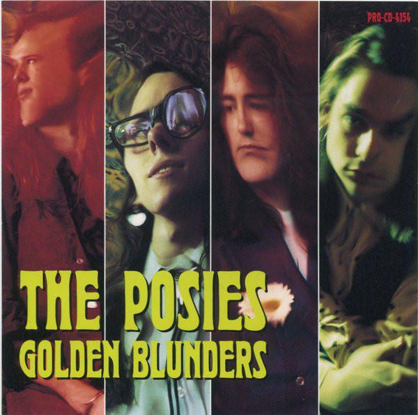 Posies – Golden Blunders…. PowerpopFriday