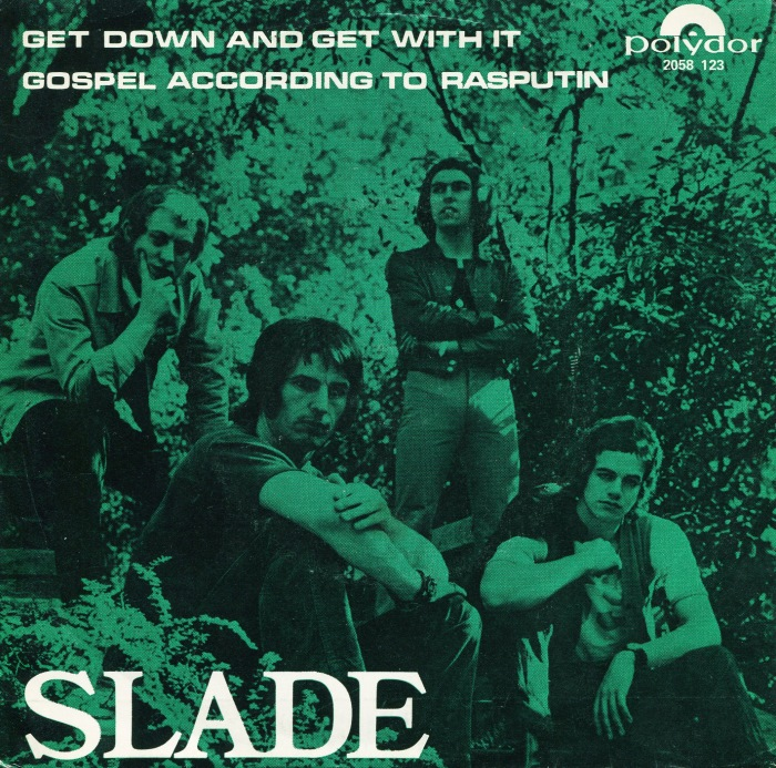 Slade – Get Down And Get WithIt
