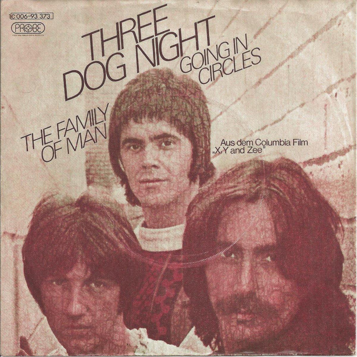 Three Dog Night – The Family OfMan