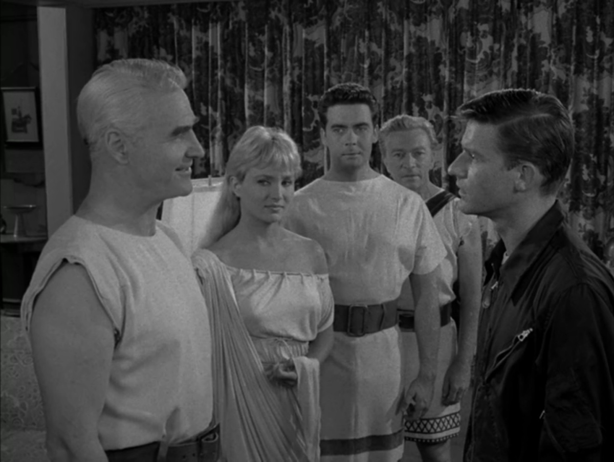 Twilight Zone – People Are Alike AllOver