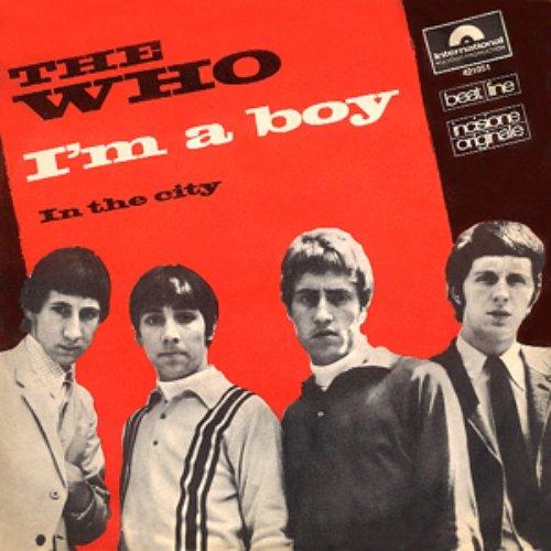 Who – I'm ABoy