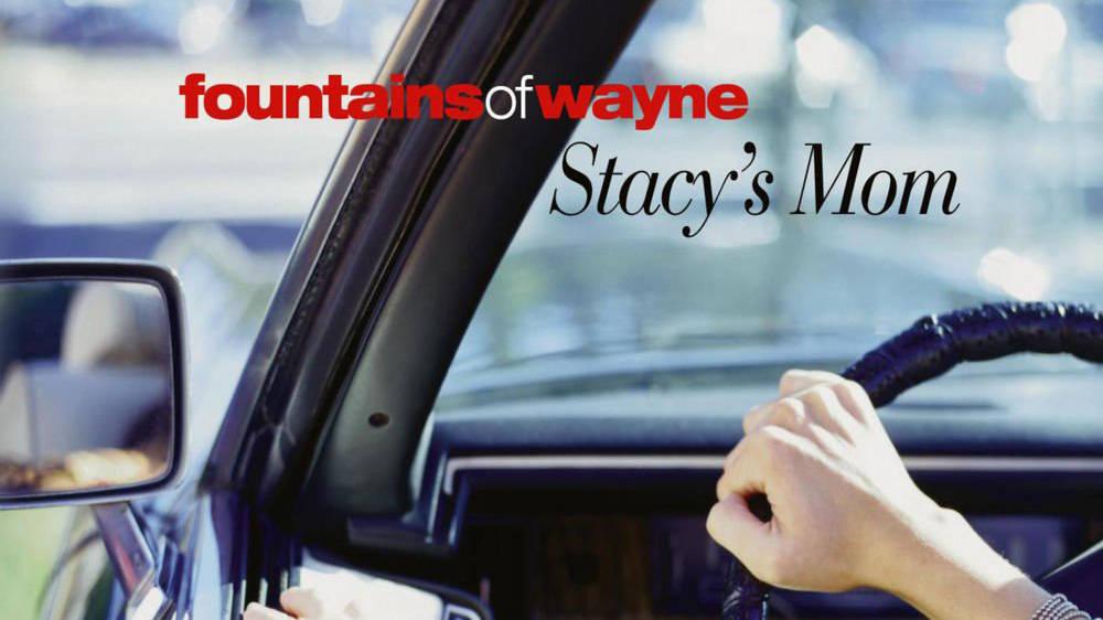 Fountains of Wayne – Stacy's Mom …. Power PopFriday