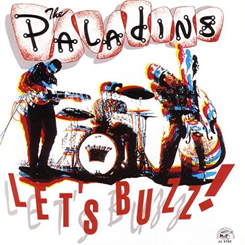 Paladins – Keep On Lovin MeBaby
