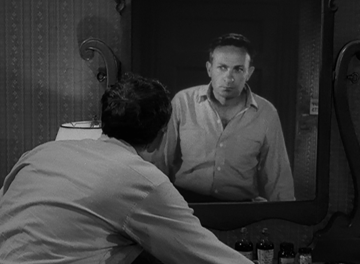 Twilight Zone – Nervous Man in a Four DollarRoom