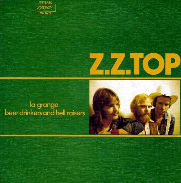 ZZ Top – Beer Drinkers and HellRaisers