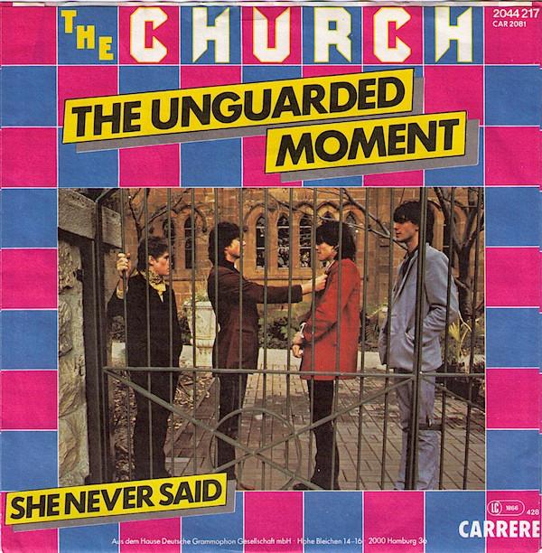 Church – The UnguardedMoment