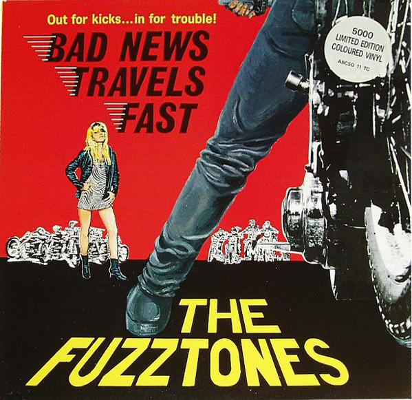Fuzztones – Bad News TravelsFast