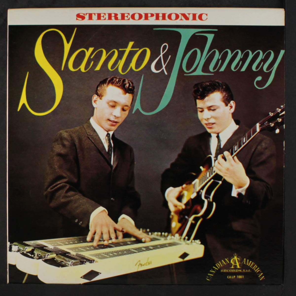 Santo and Johnny – SleepWalk