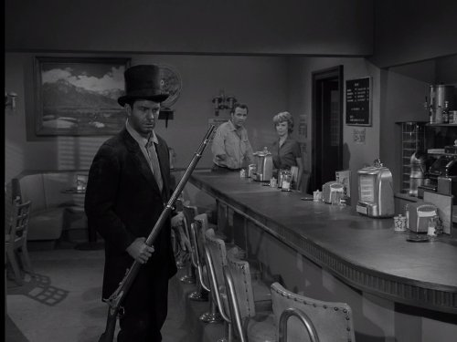 Twilight Zone – A Hundred Yards Over theRim
