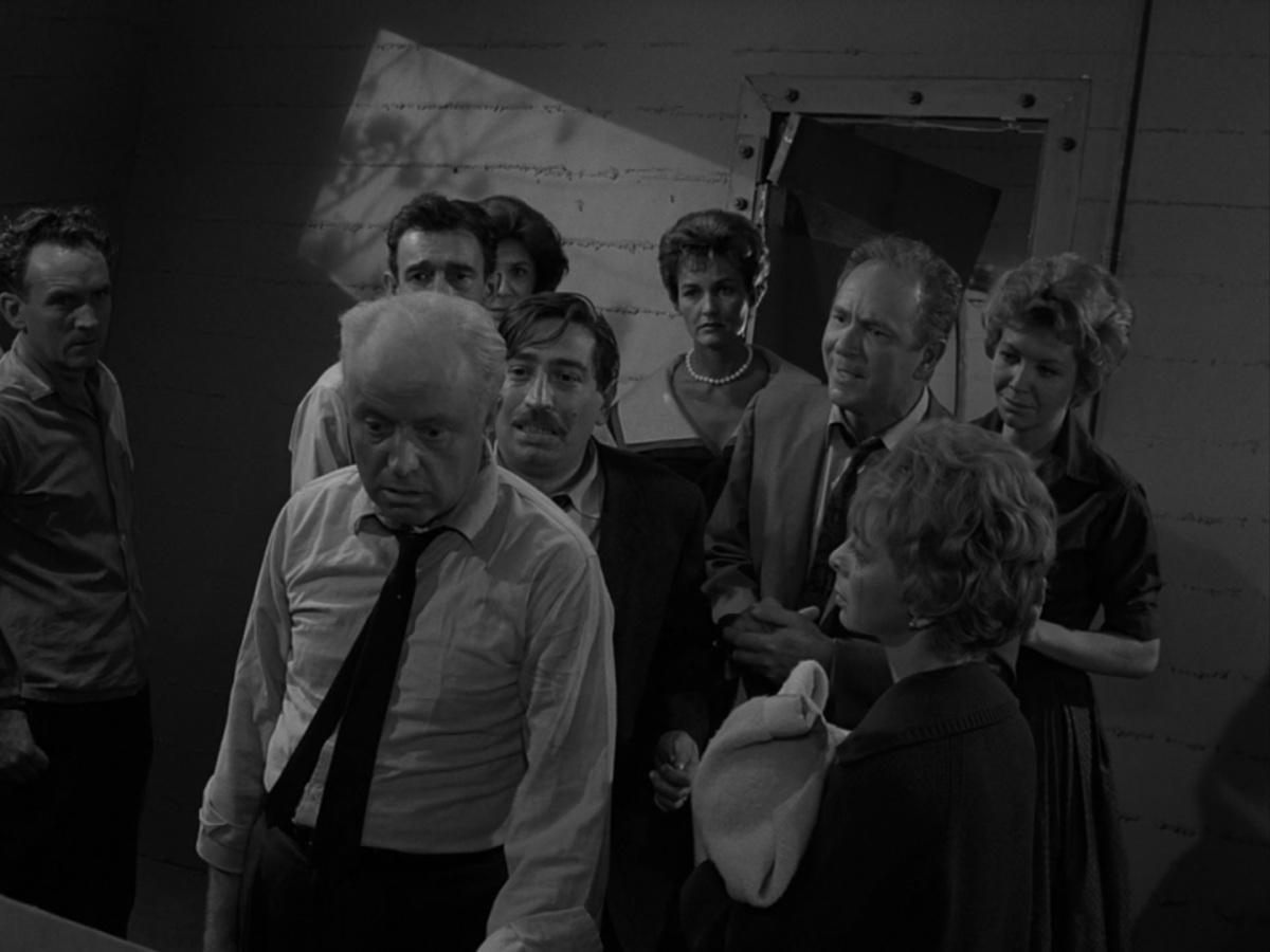 Twilight Zone – TheShelter