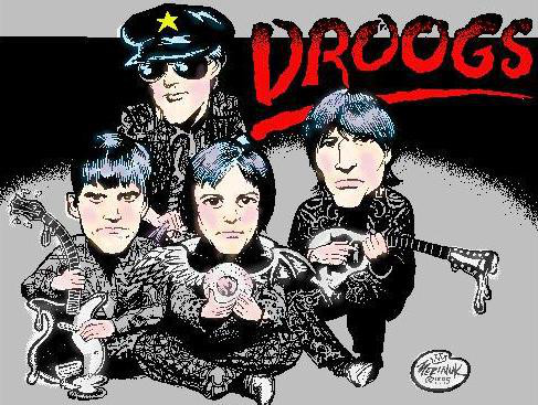 Droogs – Ahead Of MyTime