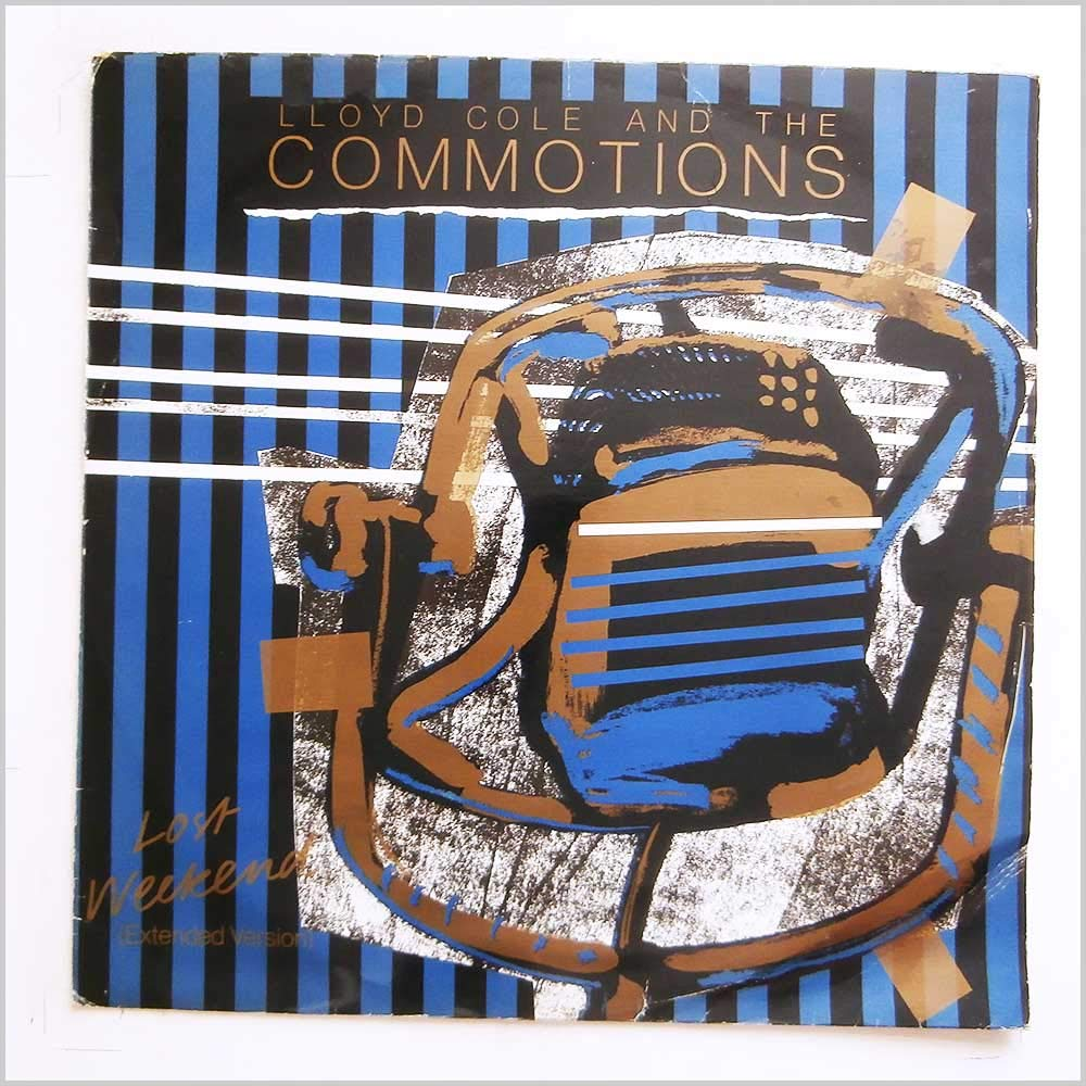 Lloyd Cole and the Commotions – LostWeekend