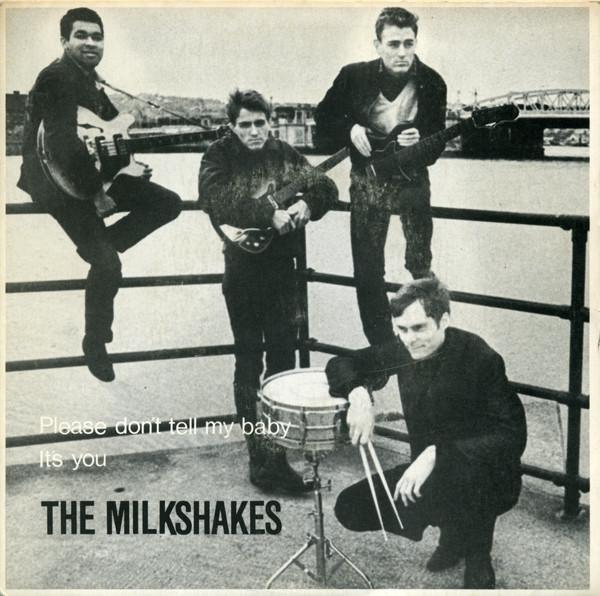Mickey and The Milkshakes – Please Don't Tell MyBaby