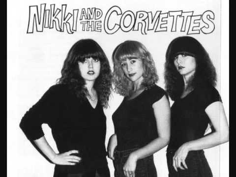 Nikki and the Corvettes – He's AMover