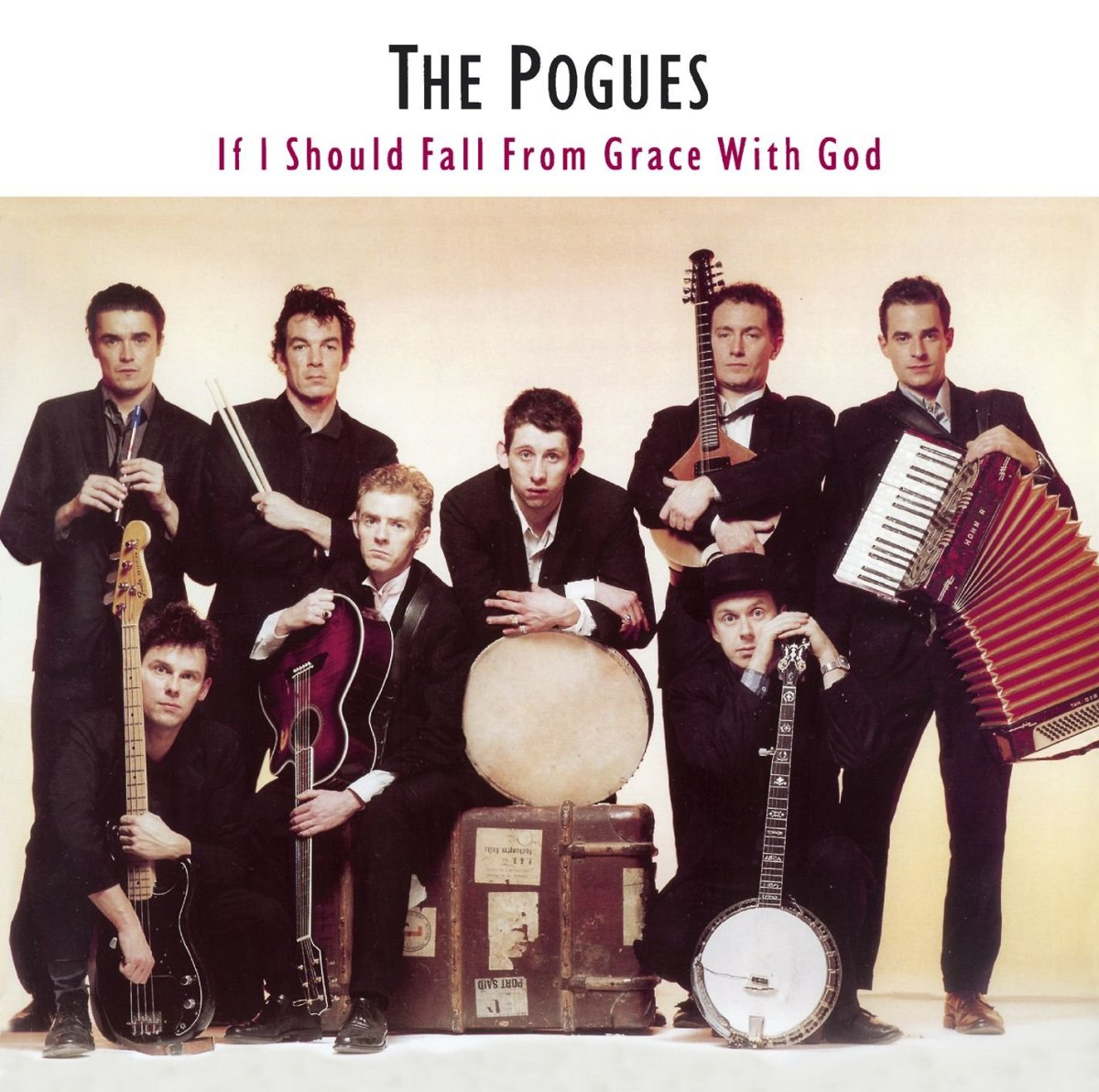 Pogues – If I Should Fall from Grace With God….80's UndergroundMondays