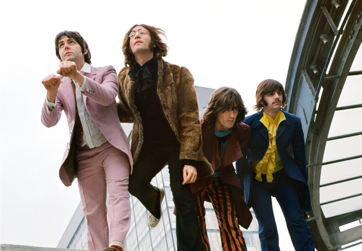 Beatles – Why Don't We Do It In TheRoad?